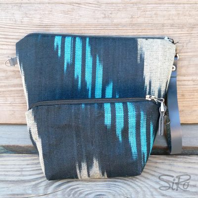 Ikat Make-up bag Osh