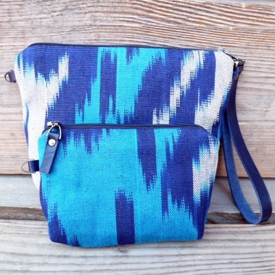 Ikat Make-up bag Talgar