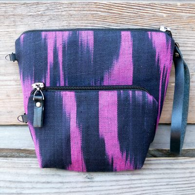 Ikat Make-up bag Tashkent