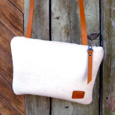 Crossbody bag Felt Son Kul