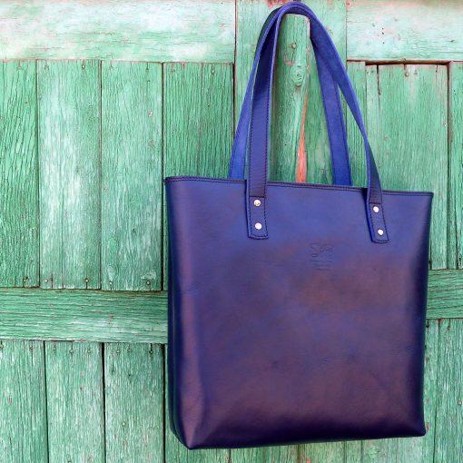 leather handbag-urban-collection-tash-rabat-kobalt-blue