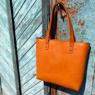 Urban Collection TASH RABAT Handbag LIGHT COGNAC