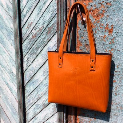 leather tote bag-urban-collection-tash-rabat-cognac
