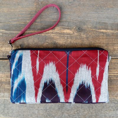 ikat clutch-wallet-turfan