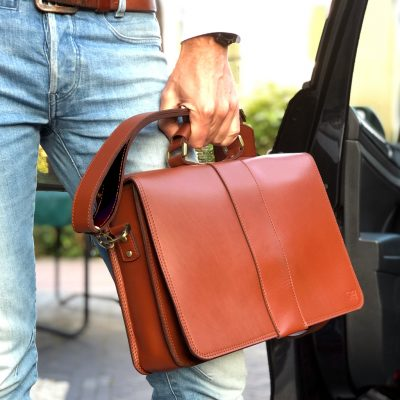 messengerbag_13 inch_cognac