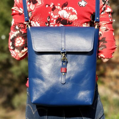 Ala Too_Crossbody Backpack_Kobalt Blue