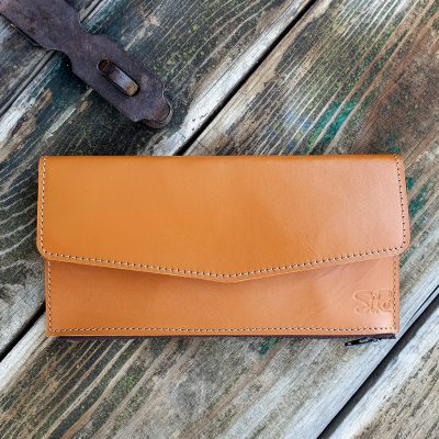 Wallet_Natural Orange