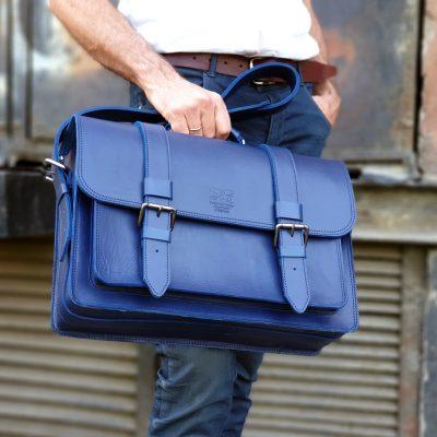 Messengerbag_Taklamakan_15.6inch_Kobalt Blue